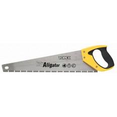 Ножовка по дереву Aligator 7tpi 500 мм Topex 10A451