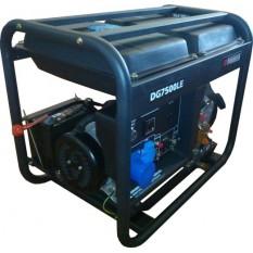 Дизельный генератор Q-power QDG7500LE