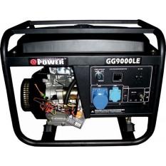 Генератор бензиновый Q-power QGG9000LE