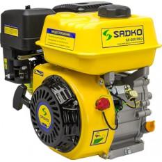 Бензиновый двигатель Sadko GE-200 PRO (6,5 л.с., 19 мм, шлицевой вал, фильтр в масляной ванне)