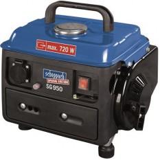 Генератор бензиновый Scheppach SG 950