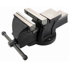 Тиски слесарные с наковальней 125 мм Topex 07A112