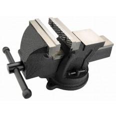 Тиски поворотные с наковальней 150 мм Topex 07A215