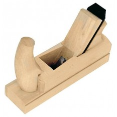 Рубанок деревянный 200x55 мм нож 40 мм topex 11A314