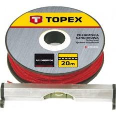 Уровень веревочный, подвесной, 20 м, Topex 29С891