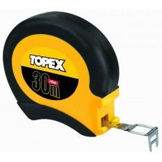 Строительная рулетка Topex 30 м х 13 мм 28C423