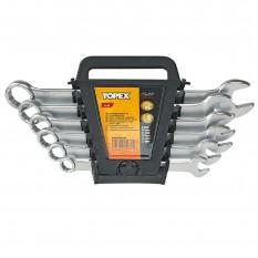 Набор ключей комбинированных Topex 35D755