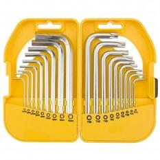 Набор шестигранных ключей Topex 35D952