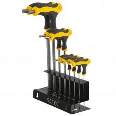Набор шестигранных ключей Topex 35D963