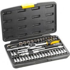 Набор торцевых ключей 46 ед. Topex 38D640