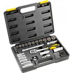 Набор сменные головки к торцевому ключу 39 ед. Topex 38D641