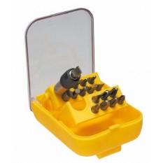Сменные наконечники с держателем, набор 18 шт. Topex 39D363