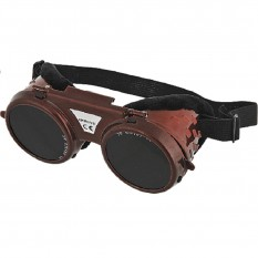 Очки защитные газосварочные Topex 82S106