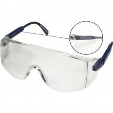 Очки защитные газосварочные Topex 82S110