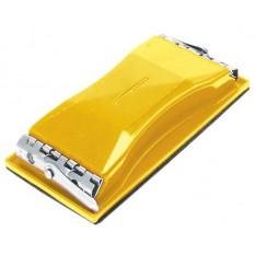 Блок шлифовальный с металлическими зажимами Topex 08A110