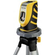 Лазерный прибор самонивелирующийся λ-635мм Topex 29C912