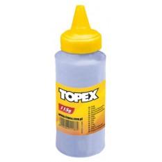 Мел разметочный красный Topex 30C617