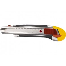 Нож с отламывающимся лезвием Topex 17B101