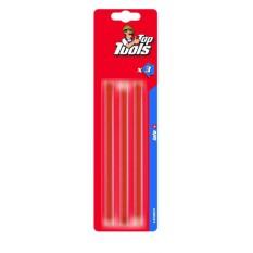 Карандаши столярные, длина 180 мм 3 шт Top Tools 14A803