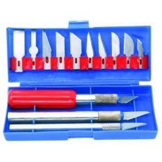 Ножи моделиста 16 шт Top Tools 17B716