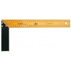 Угольник строительный стальной Top Tools 250 мм 30С333