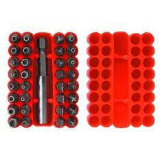 Набор насадок с держателем 33 шт. Top Tools 39D355