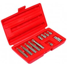 Насадки Spline, набор 11 шт. Top Tools 39D371
