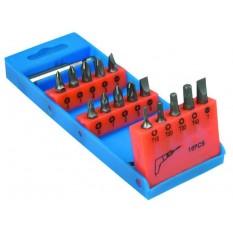 Набор насадок с держателем 16 шт. Top Tools 39D383