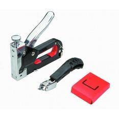 Степлер ручной, скобы J Top Tools 41E915