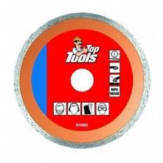 Диск алмазный Top Tools 125 x 22.2 мм 61H345