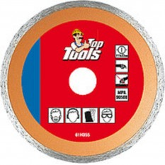 Диск алмазный Top Tools 115 x 22.2 мм 61H355