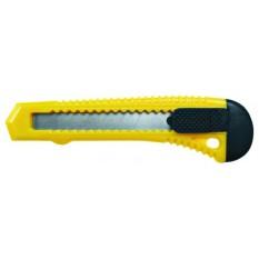 Нож с отламывающимся лезвием 18 мм Top Tools 17B518