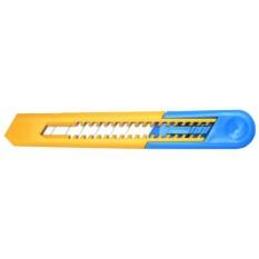 Нож с отламывающимся лезвием 18 мм Top Tools 17B338