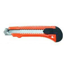 Нож с отламывающимся лезвием 18 мм Top Tools 17B528