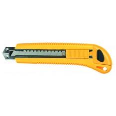 Нож с отламывающимся лезвием 18 мм Top Tools 17B108