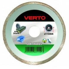 Диск алмазный Verto 115 x 22.2 мм 61H2P1