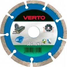 Диск алмазный Verto 230 x 22.2 мм 61H2S9