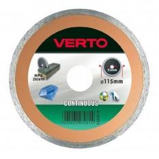 Диск алмазный Verto 230 x 22.2 мм 61H3T9