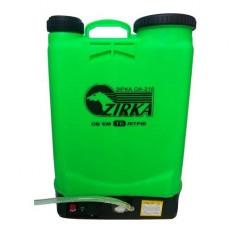 Опрыскиватель аккумуляторный Zirka ОА-216
