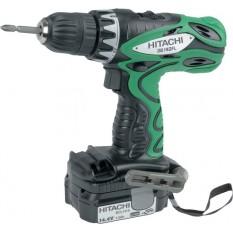 Шуруповерт аккумуляторный Hitachi DS14DFL