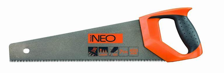 Ножовка по дереву тефлон 7TPI-400мм NEO 41-011