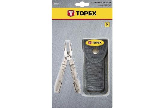 Инструмент универсальный 13 элементов Topex 98Z053